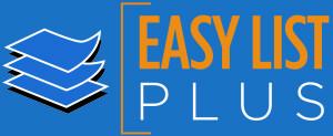 logo EasyListPlus