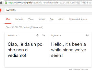Google Traslator 1